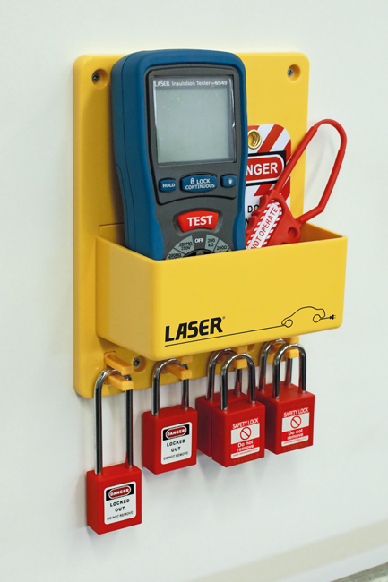 Laser Tools 7946 Combined Lockout Station