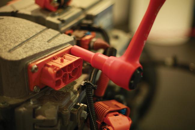 """7952 Deep Insulated Socket 1/2""""D 13mm"""
