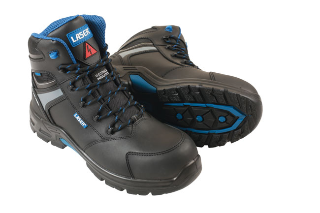 7974 ELEC EV Safety Work Boots, Size 10 (UK) / 44 (EU)