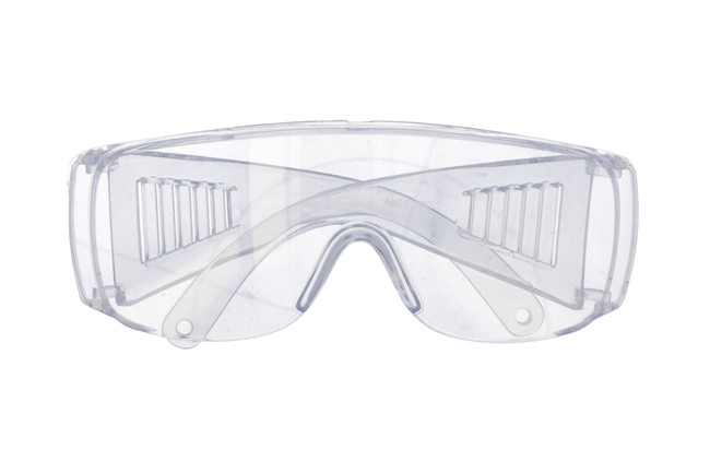 8040 Safety Glasses with Side Protection