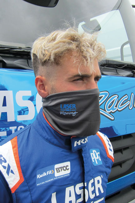 Laser Tools 8057 Laser Tools Racing Spring/Summer Snood
