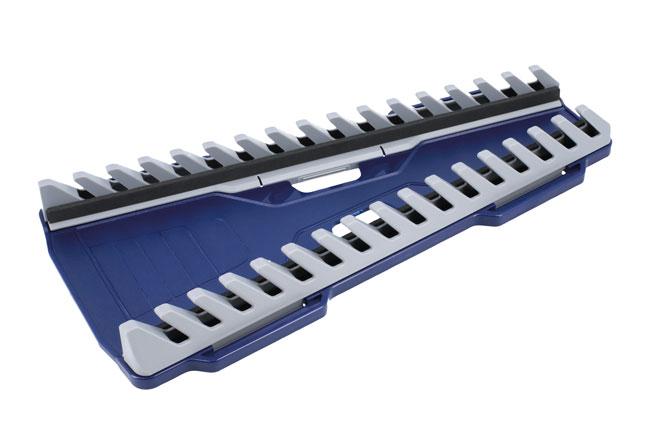 8072 Laser Tools Racing Spanner Organiser - 16 Spanners