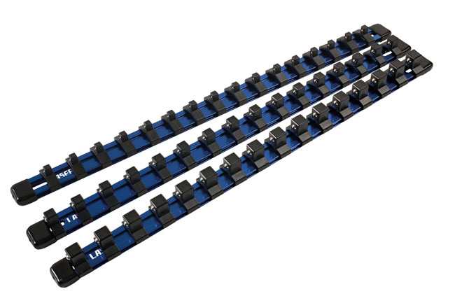 8085 Laser Tools Racing Socket Holders 3pc