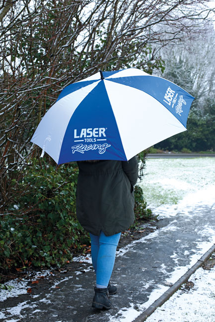 8131 Laser Tools Racing Umbrella