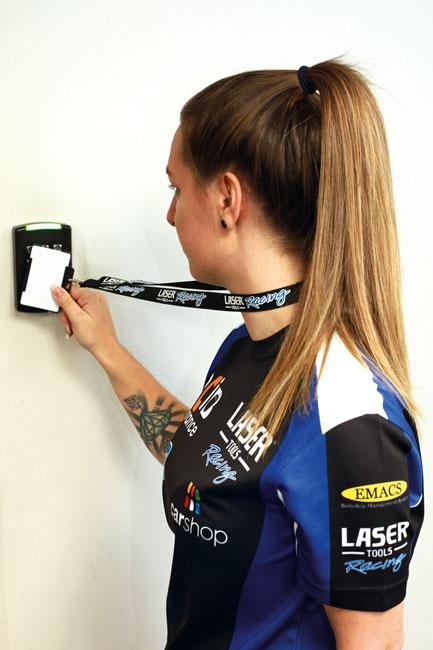 Laser Tools 8147 Laser Tools Racing Lanyard