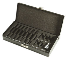 Laser Tools | 3099 | Ribe Profile Bit Set - 14pc