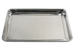 Product Image of Laser Tools Stainless Steel Drip Tray 60 x 40cm Part No. 7352