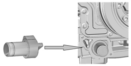 7878 Fuel Pump Camshaft Alignment Tool - for JLR