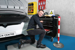 7975 ELEC EV Safety Work Boots, Size 11 (UK) / 45 (EU)