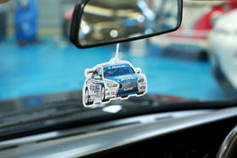 8146 Laser Tools Racing Air Freshener
