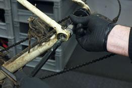 8200 LTR Chain Keeper Tool, Thru Axle