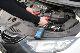 8206 Vehicle Battery Tester 12V