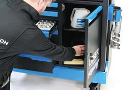 8210 Roller Cabinet - 6 Drawer