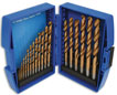Product image of Drill Set - Titanium Coated - 19pc