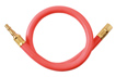 Product image of High Vis Air Line Whip/Leader Hose 600mm X 10mm | Part No. 4834 from Laser Tools