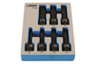 "Product Image of Laser Tools Star Impact Bit Set 1/2""D 7pc Part No. 7119"