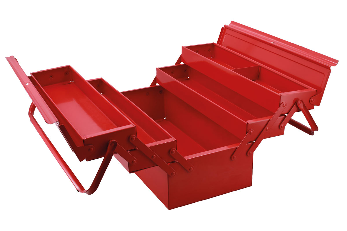 tool box 5 tray 420mm part no 0481 part of the tools storage