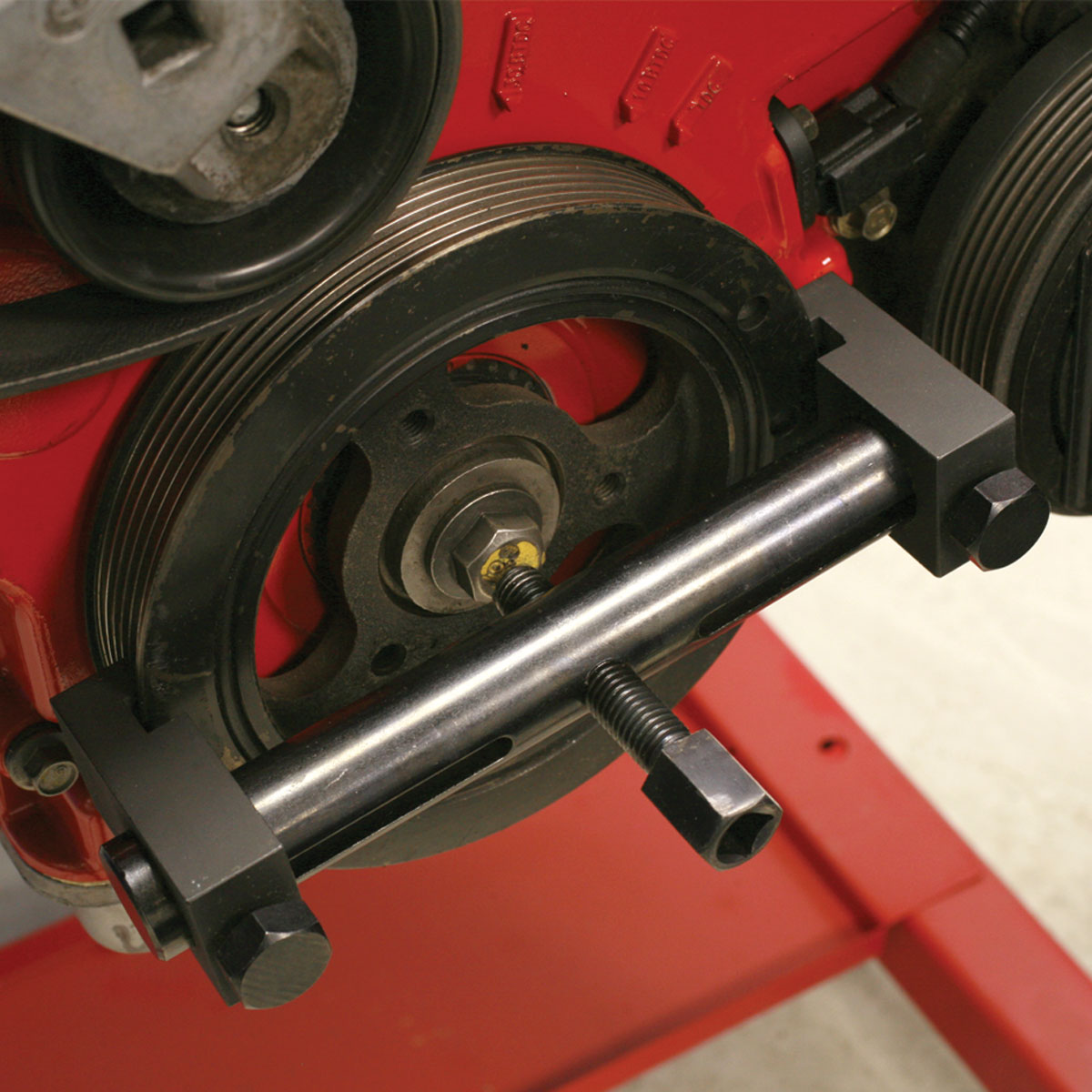 Puller for Ribbed Drive Pulley | Part No  4085 | Part of the