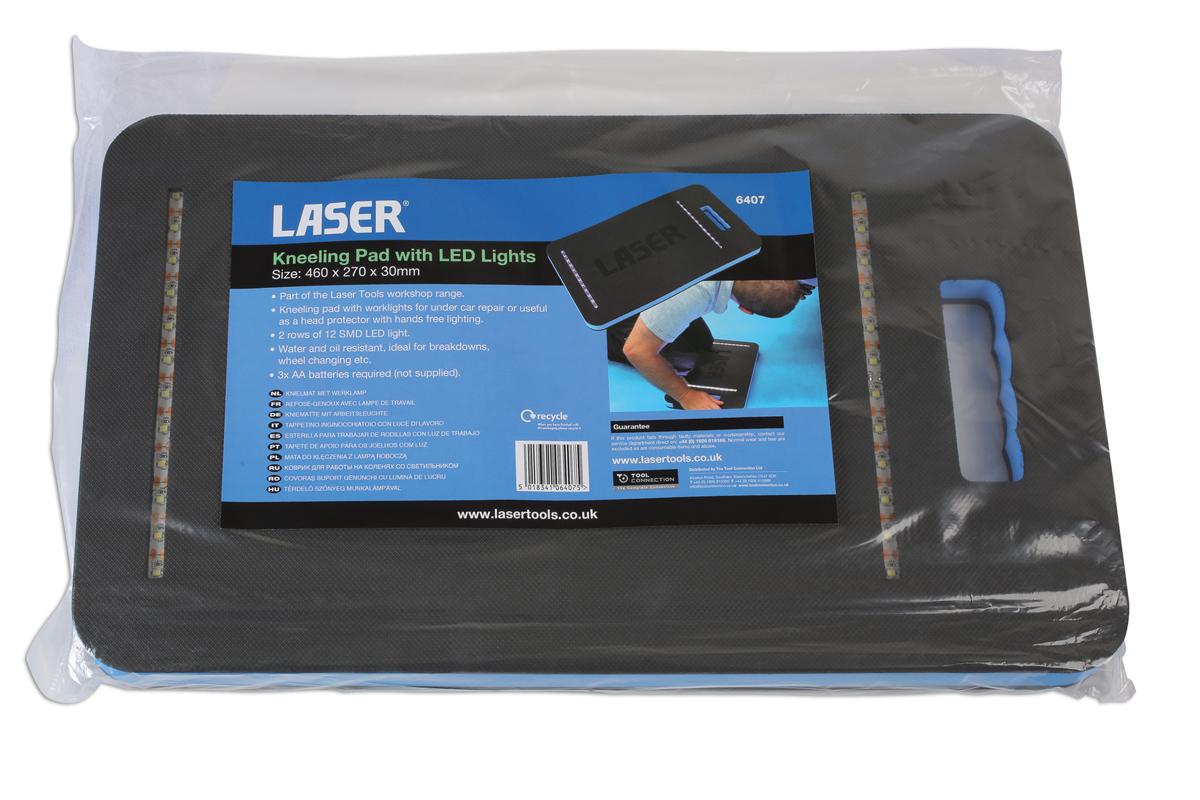 ~/items/xlarge/Packaging image of Laser Tools | 6407 | Kneeling Mat ...