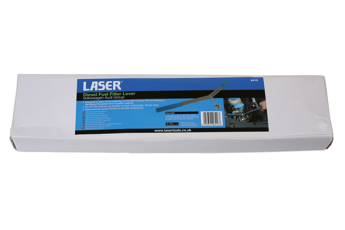 Diesel Fuel Filter Lever Vag Part No 6416 Of The Housing Items Xlarge Packaging Image Laser Tools
