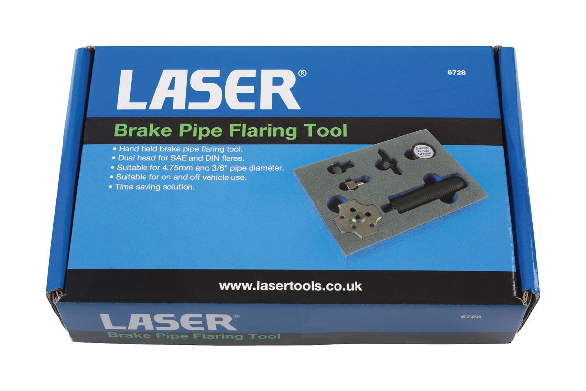 Brake Pipe Flaring Tool | Part No  6728 | Part of the Brake