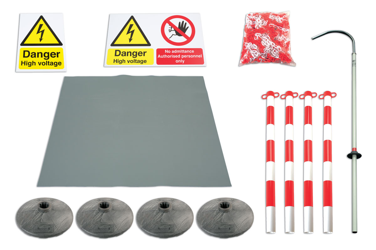 Hybrid Workshop Safety Pack | Part No. 6769 | Part of the Vehicle ...