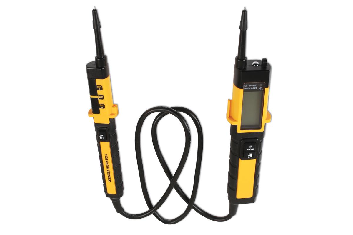High Voltage Tester CAT IV 1000v | Part No  6843 | Part of