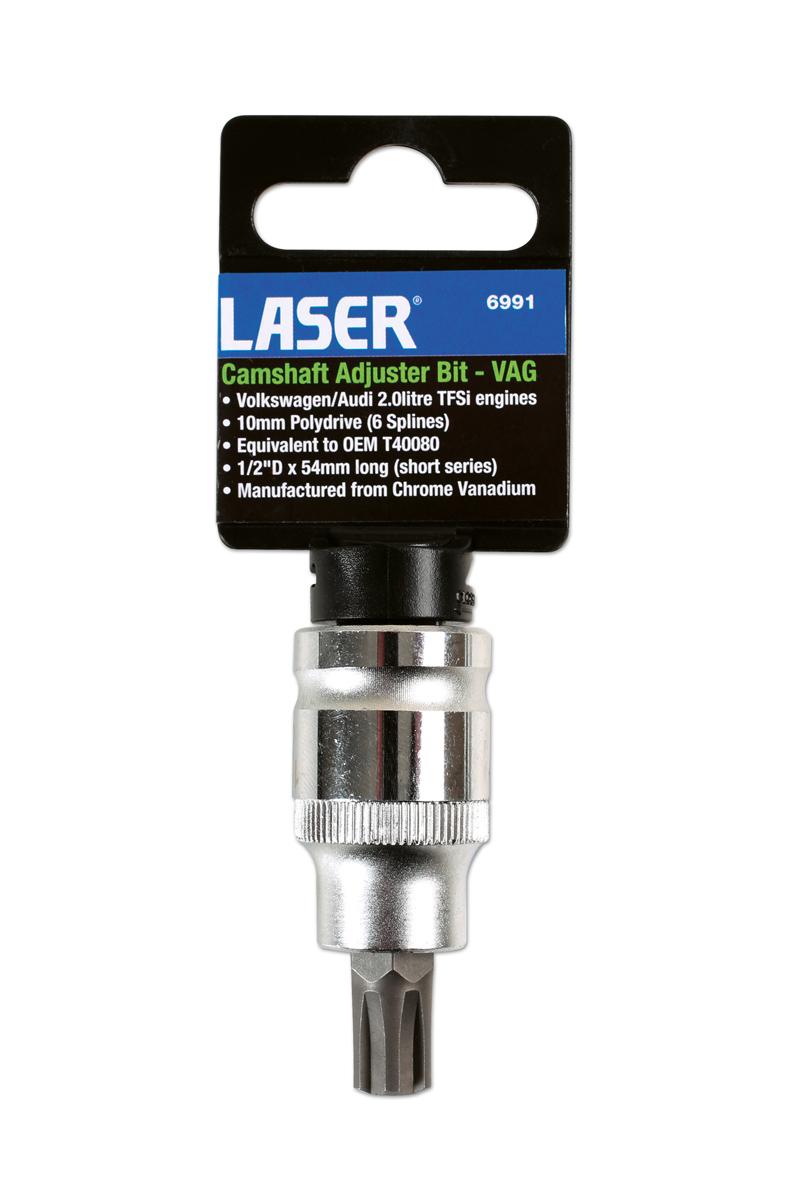 Laser 6991 Camshaft Adjuster Bit