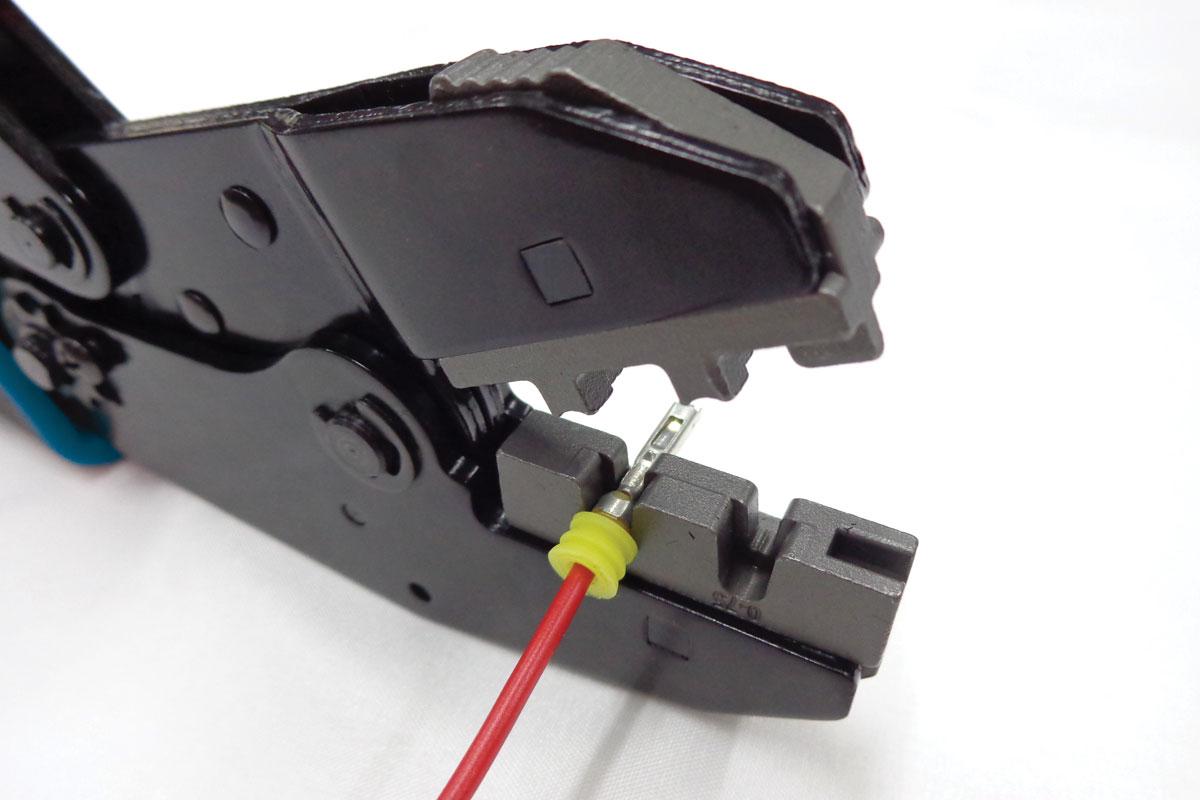 Ratchet Crimping Tool - Supaseal Connectors | Part No. 7002 | Part ...