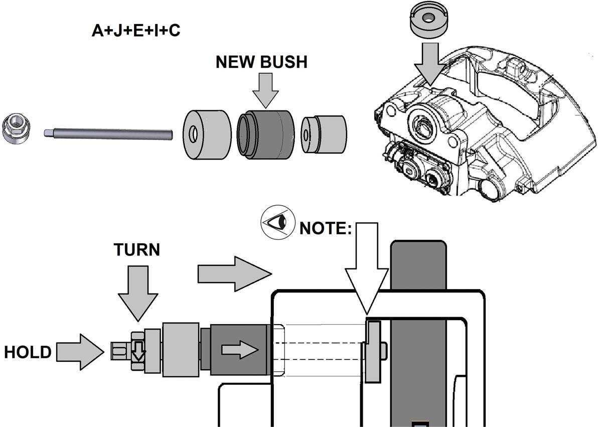 ~/items/xlarge/insitu image of laser tools | 7105 | caliper bush