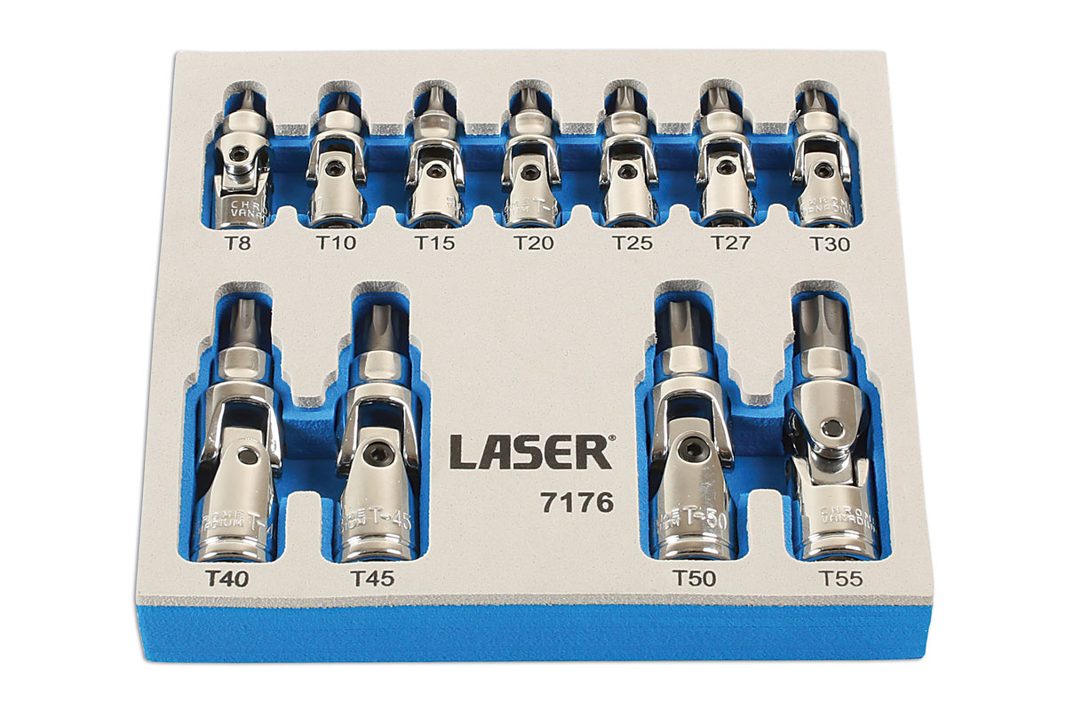 ~/items/xlarge/ image of Laser Tools | 7176 | Star Bit Set ...