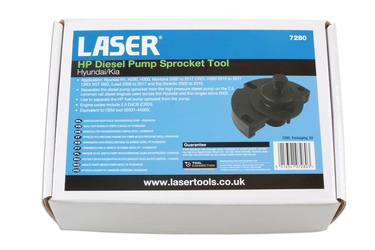 13mm 3684 Laser Bi-Hex Diesel Injection Pompe Clé