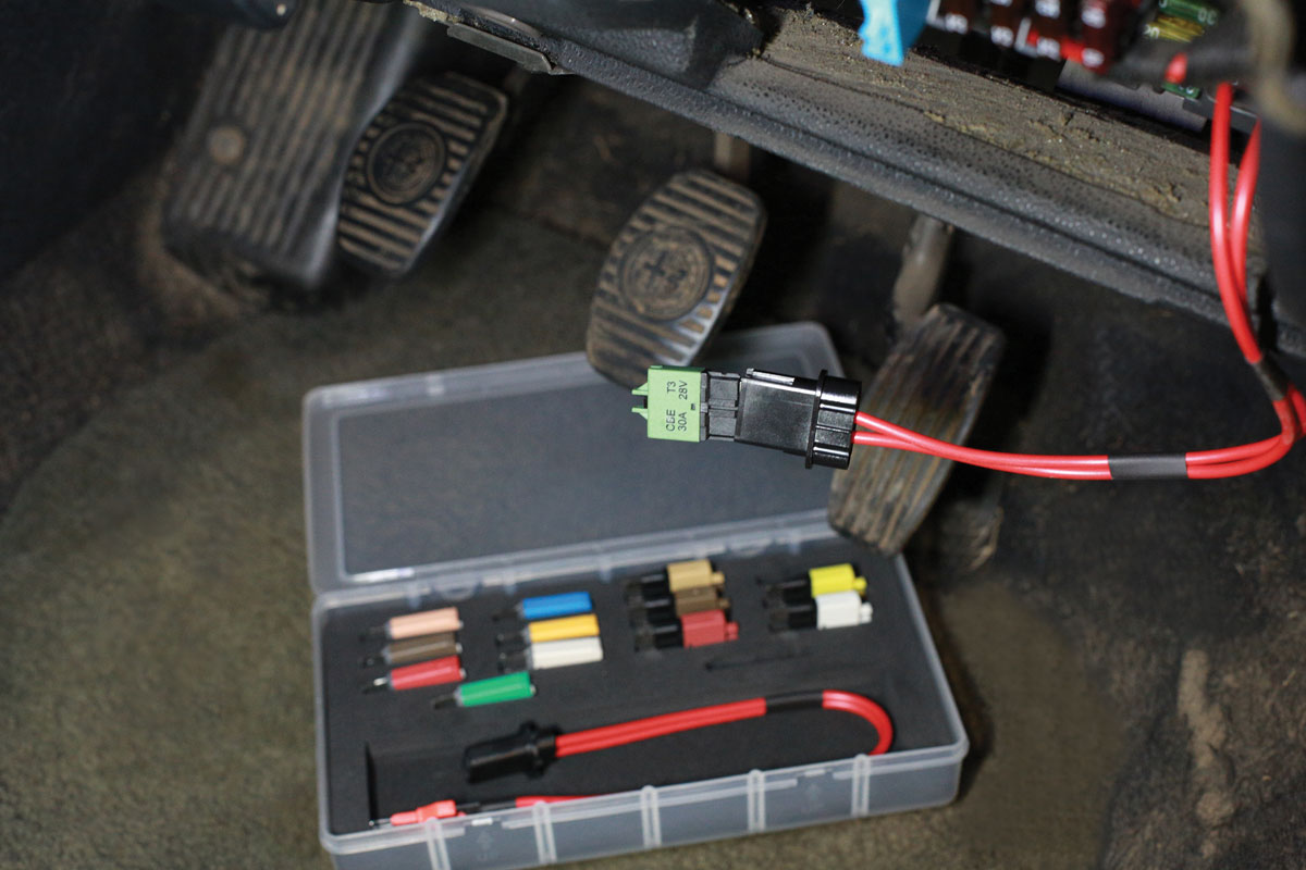 Short Circuit Diagnostic Kit 8pc Part No 7387 Of The Electrical Testers Items Xlarge Insitu Image Laser Tools