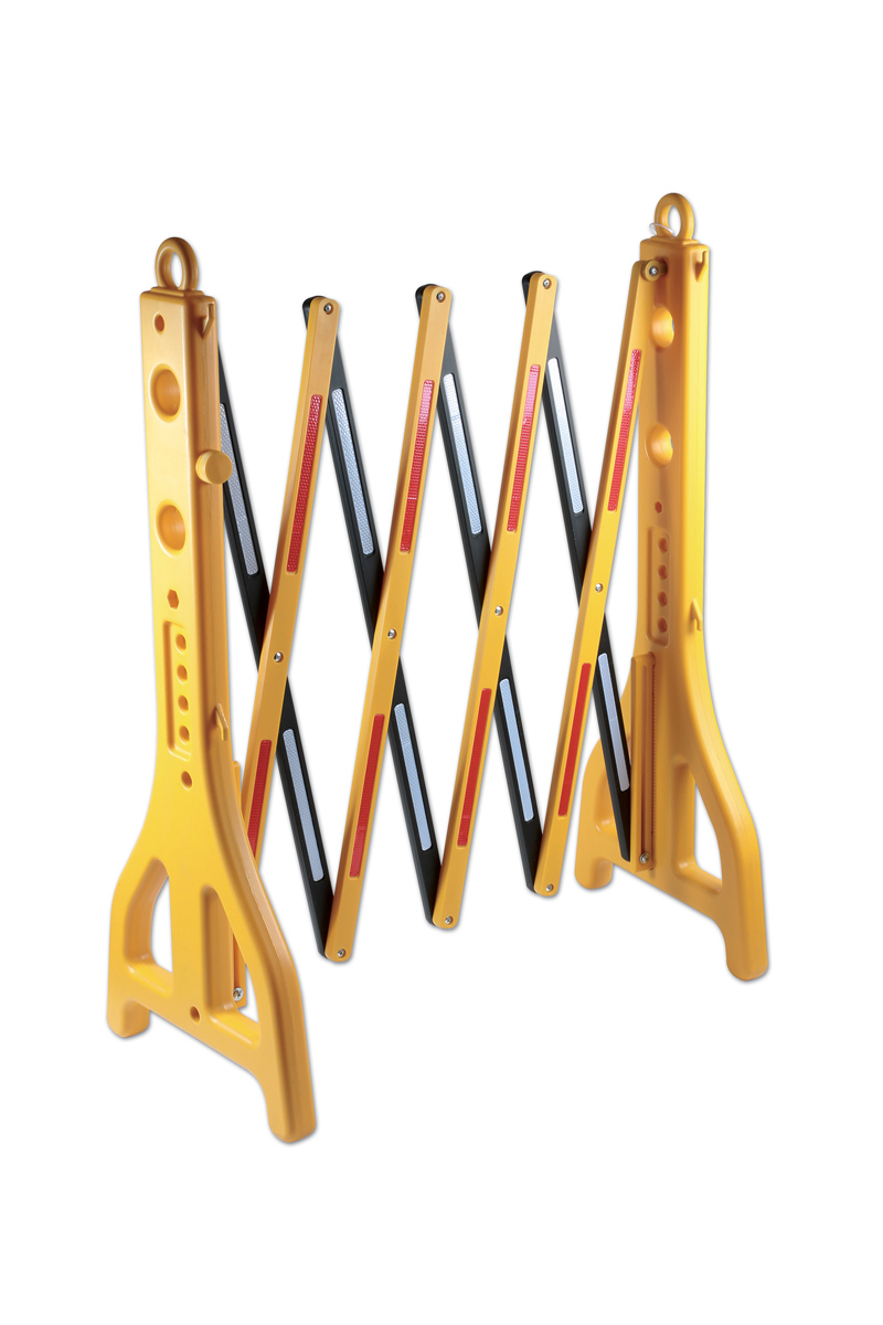 Plastic Folding Safety Barrier Part No 7490 Part Of