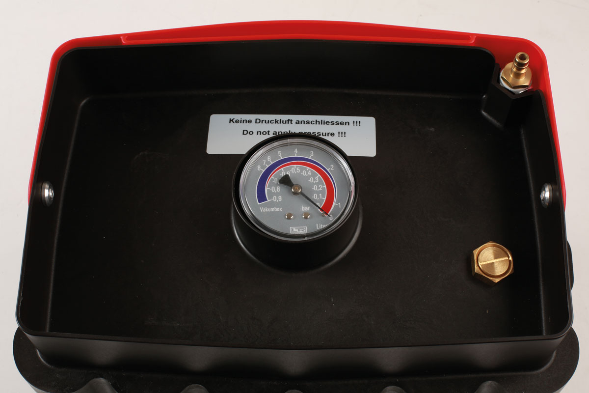Laser Tools 8003 Portable Vacuum Box Fluid Extraction